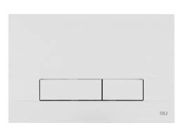 OLIVEIRA OLI NARROW OLIpure - Клавиша смыва, белая 148300