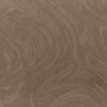 LA FABBRICA 5th Avenue Chocolate Circle - Керамогранитная плитка напольная, наружная, коричневая, 80х80 см 283332