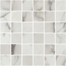 APAVISA MARBLE CALACATTA мозаика матовая 5х5  29,75x29,75