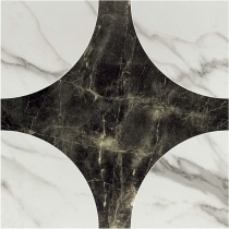 APAVISA MARBLE Jolie polished decor 89,46x89,46