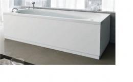 Панель боковая левая/правая для ванны 80см, белая HAFRO 0PAL2N0