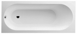 Villeroy&Boch Oberon 180x80 ванна квариловая с ножками, Quaryl UBQ180OBE2V-01