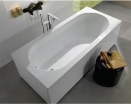 Villeroy&Boch Oberon 170x75 ванна квариловая, Quaryl UBQ170OBE2V-01